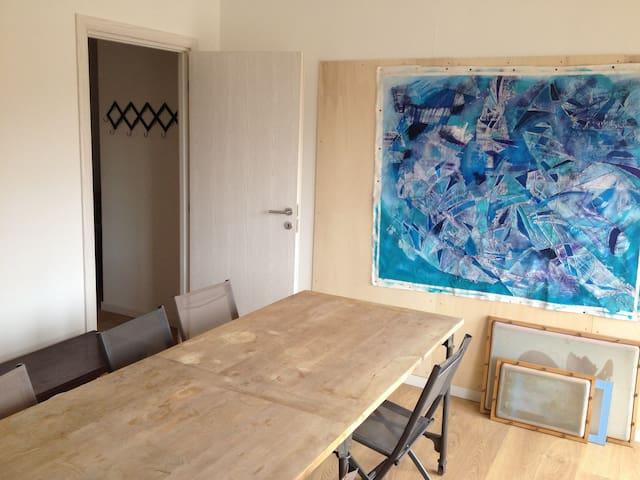 Atelier-Appartamento a Vimercate - Vimercate