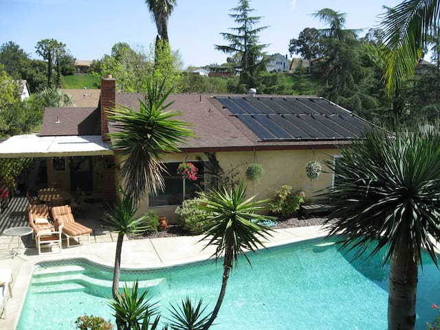Andrade  Spa In Sunny San Diego CA - San Diego - Haus