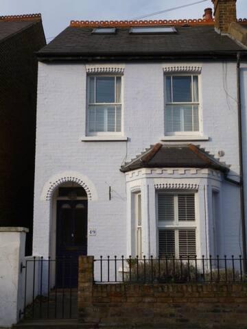 Rugby World Cup House Fab Location! - Twickenham - Casa