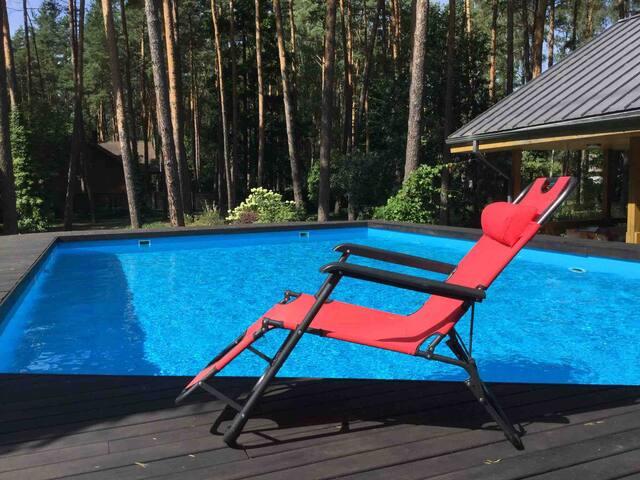 Forest Residence  (Jurmala)