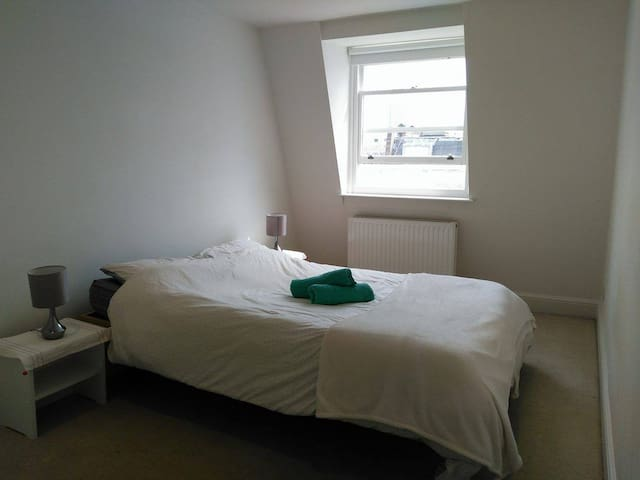 Large room, flat with Terrace - London - Apartment