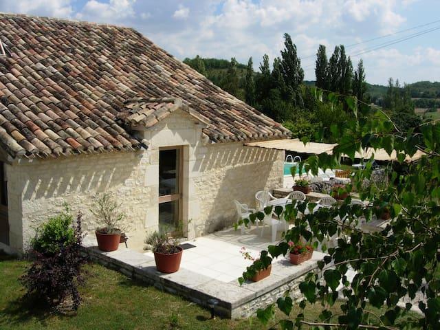 La Bergerie Lamothe - Cézac - Rumah