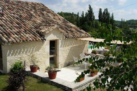 La Bergerie Lamothe - Cézac - Haus