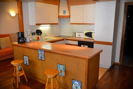 65 mts apartment in the center - 昂布蘭(Embrun) - 公寓