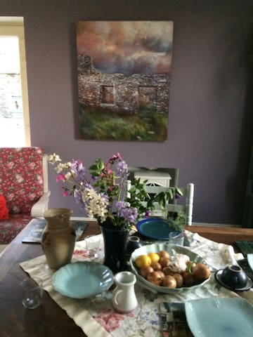 Charming elegant Georgian home, - Ballyferriter Village - Flat