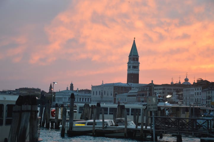 Appartement vénitien à San Marco centre