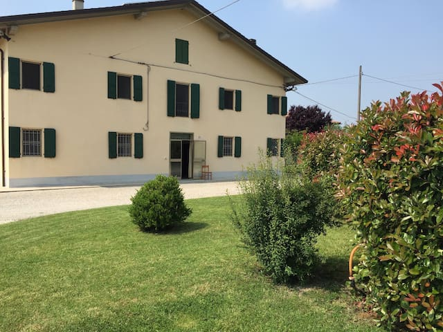 Country house near Ferrara - Sant'Agostino - Dům