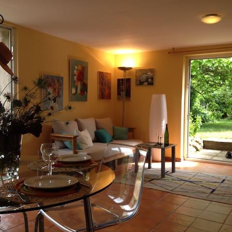 Le Jardin des Capucines - Soultz-les-Bains - Ev
