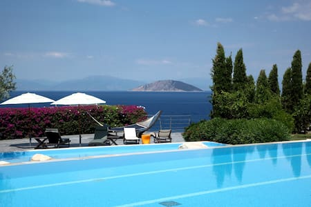 Villa No.10 Seafront Villas Greece - Porto Cheli