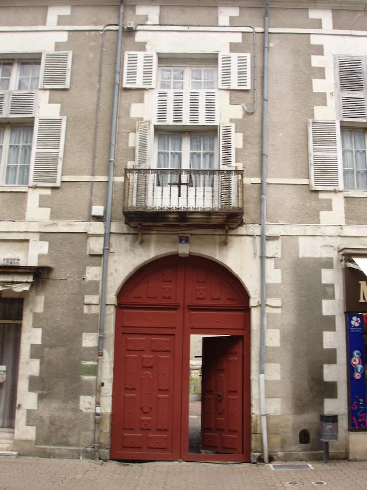 Historical Hotel Particulier Appt