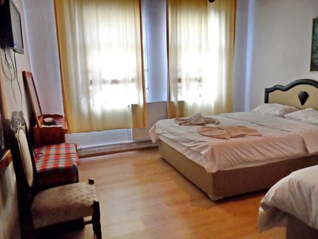 Muskara Cave Hotel - nevsehir avanos cavusin - Bed & Breakfast