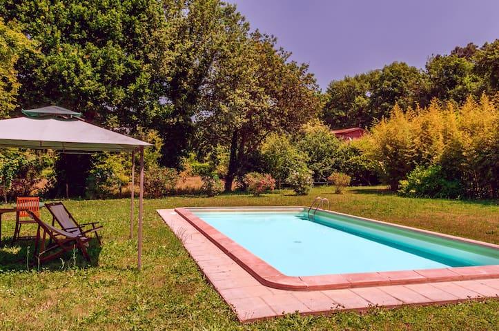 Villa La Rusticuccia - Il Fienile
