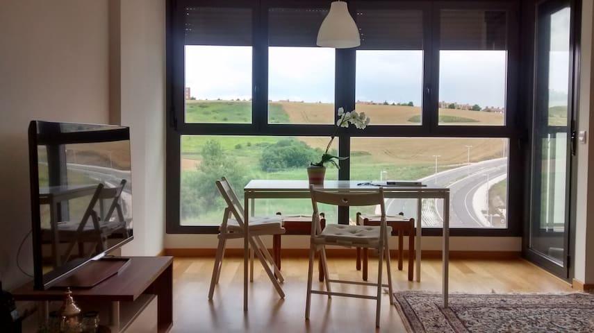 Cozy apartment Pamplona San Fermin - Pamplona - Flat
