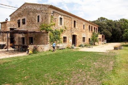 Masia en el Alt Empordà  - Canelles - Dům