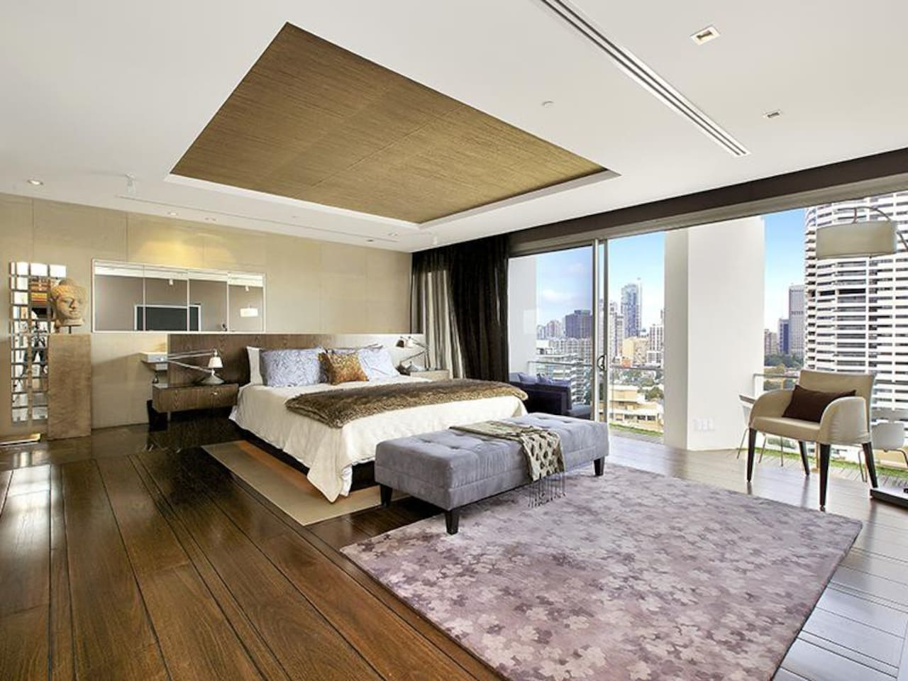 Skylofts 2 Bedroom Loft Suite Sky Loft Contemporary Hotels Apartments For Rent In