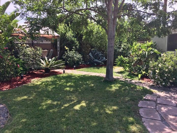 Magnolia Park Garden Studio Guesthouse