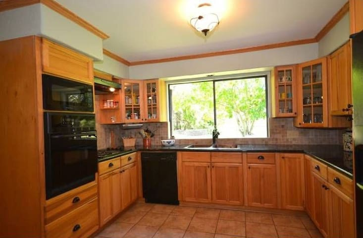Kitchen available for your use