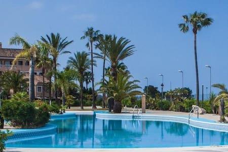 Beach complex duplex (5 m to Cádiz) - WIFI - 6pax - San Fernando