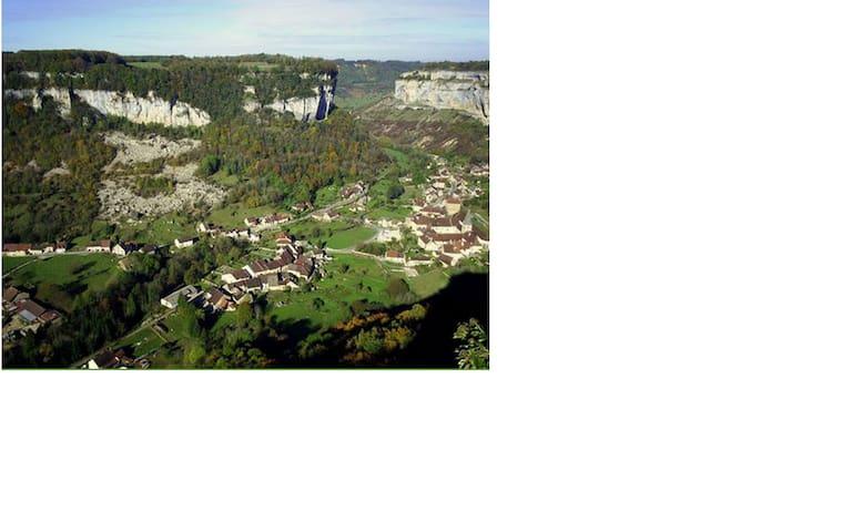 maison vacance au plateau - Poligny - Ev