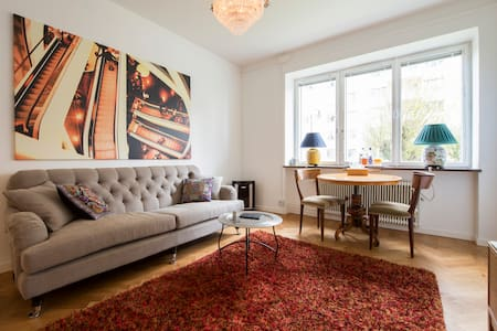 Modern flat in central Stockholm - Estocolm