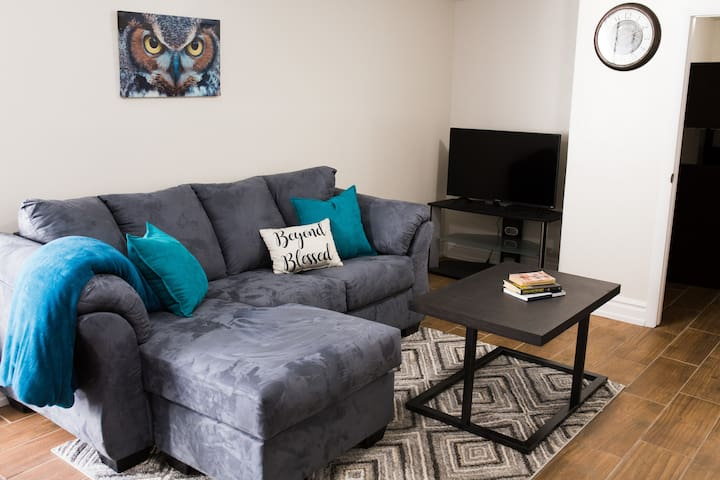 Downtown SLC/Getaway Suite 2 bedroom APARTMENT