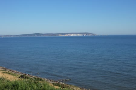 Detached house 1 min from cliff top - Casa