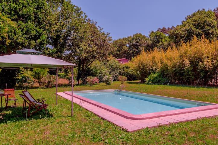 Villa La Rusticuccia - Il Rifugio - Lucca - Flat