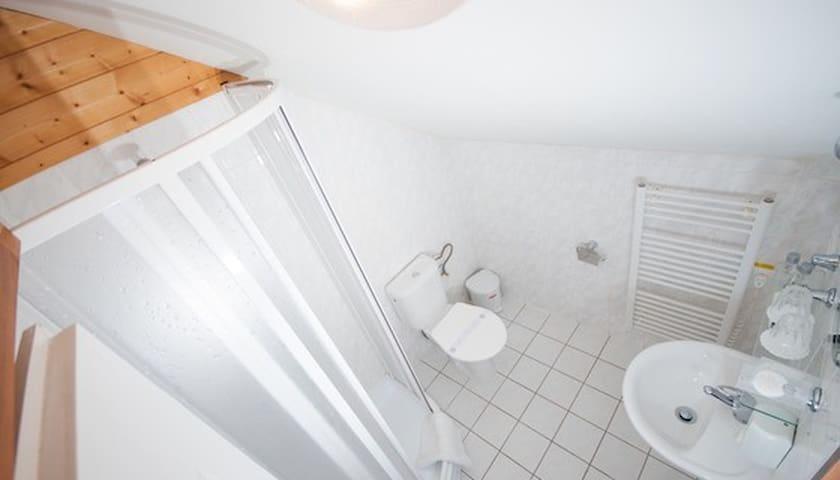 Soukromá koupelna