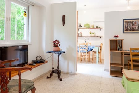 one room studio apartment +  garden - Mazkeret Batya