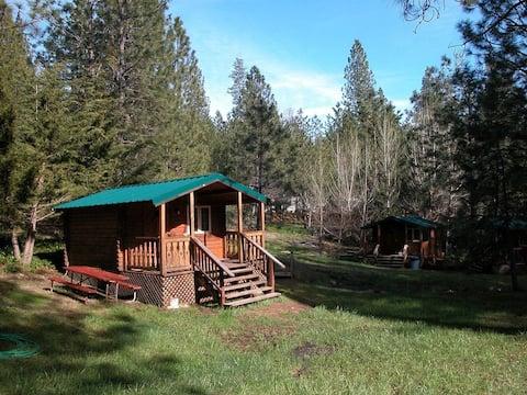 Yosemite Westlake Resort - Kabine Nr.3