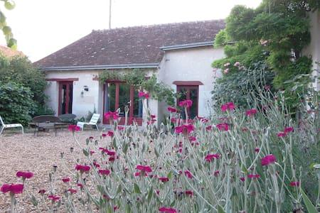 Gite adorable prés de Chenonceau  - Saint-Georges-sur-Cher - Dom