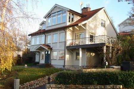 Oceanview villa in Stockholm Sweden - Lidingö - Villa
