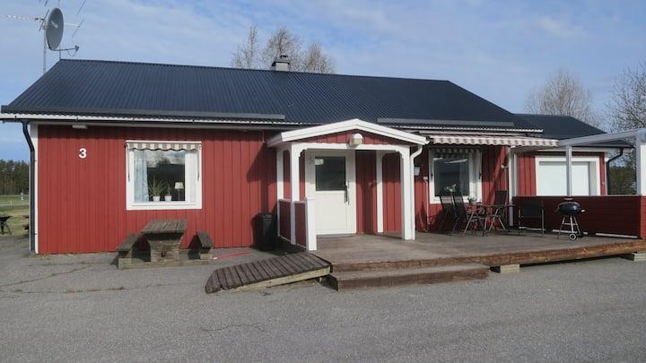 Bäckvallenvägen 3 Svensbyn, Piteå