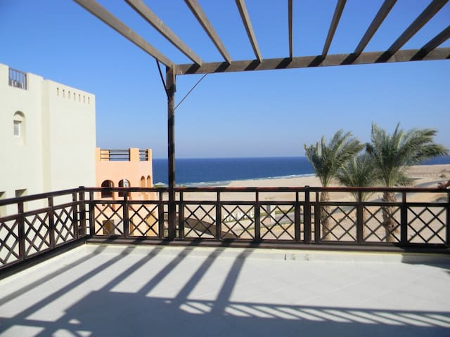 2 bedroom apartment with sea view in Azzurra #S003