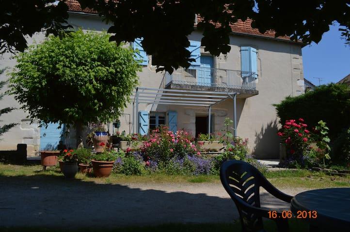 Le Galiot - Assier - Huis