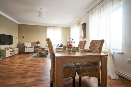 Newly renovated apartment in Lazne Belohrad.