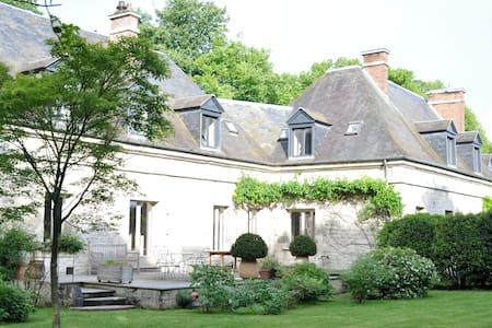 Manoir Les Ecuries - Proche Paris - Ognon
