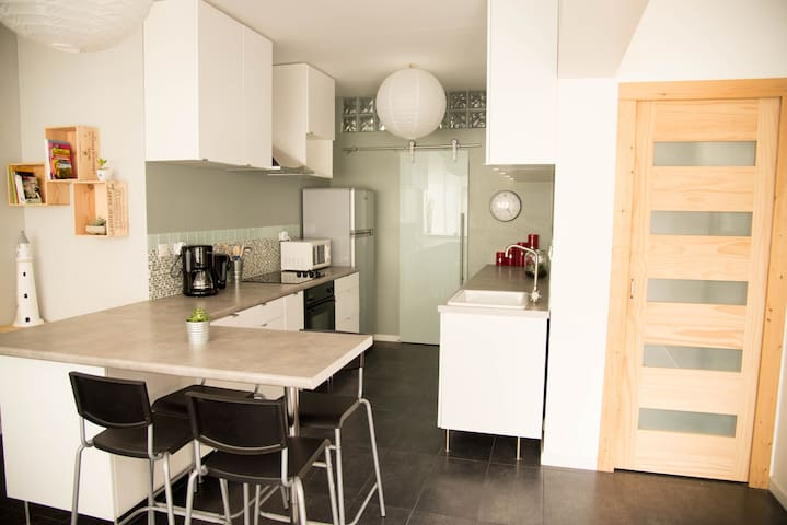 Appartement T3 Anglet/Biarritz - Anglet - Wohnung