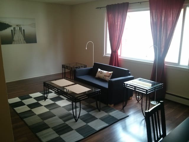 1 BD APT IN WEST OF DOWNTOWN, 3 - Edmonton - Apartmen
