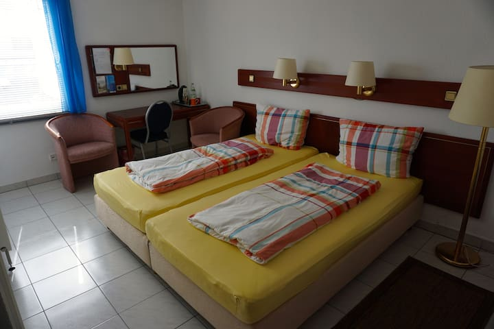 Comfortable Hotel-Like Room (5)