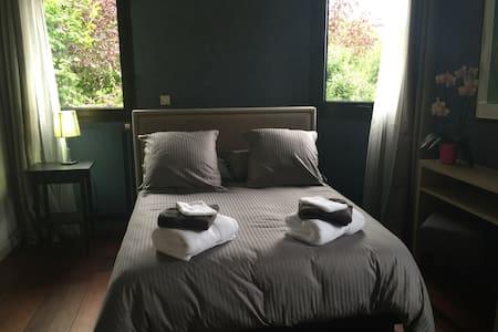 Chambre confortable aéroport Roissy CDG / Astérix - Moussy-le-Neuf