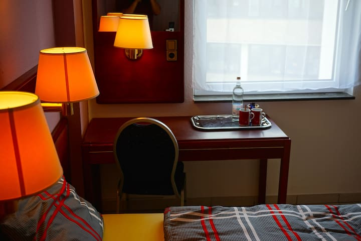 Comfortable Hotel-Like Room (11)