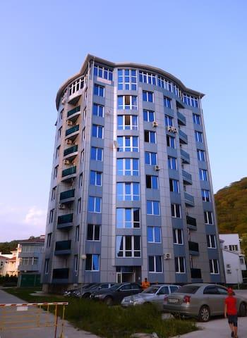Двухкомнатная квартира в Ольгинке. - Olginka - Apartament