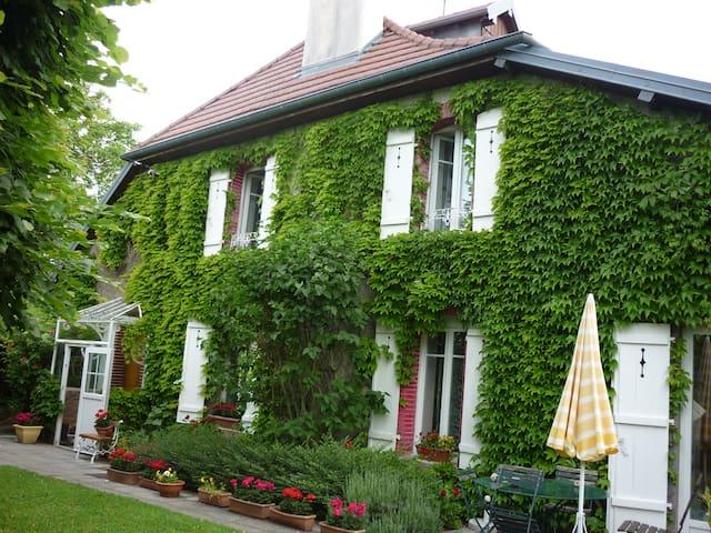 maison ancienne rénovée - Châtillon-le-Duc - Dom