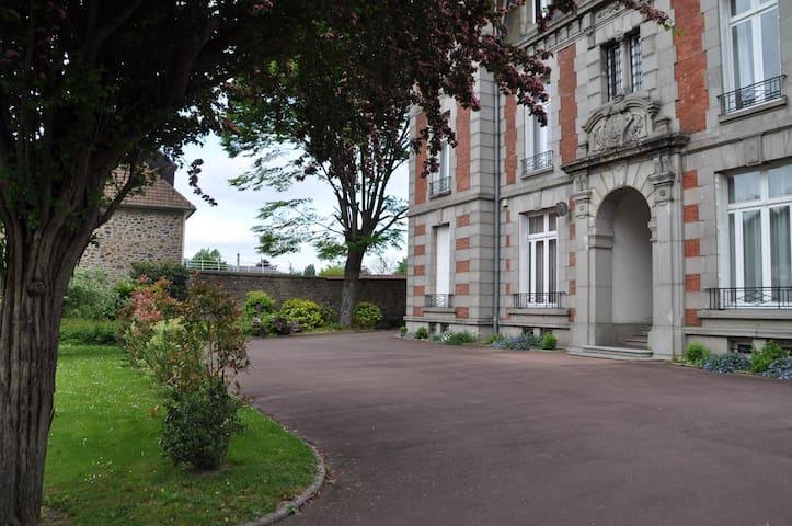 Suite  Maison des 1000 navettes - Condé-sur-Noireau - Slott