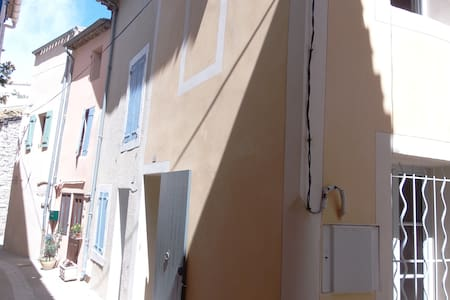 Maison typique à Peyriac de mer - Peyriac-de-Mer