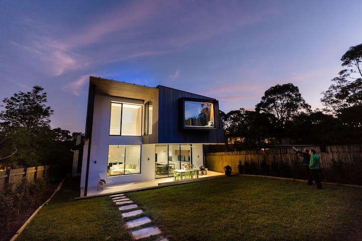Brand new luxury family home