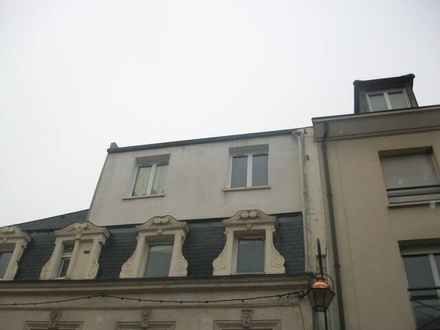 Picardie - Compiègne - Lejlighed