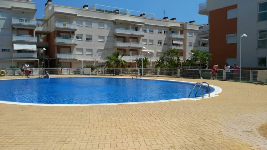 Apartamento con vistas al mar - Casablanca - Byt