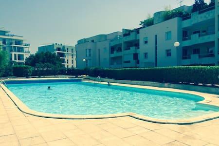 Appartement au centre de Dijon - Dijón